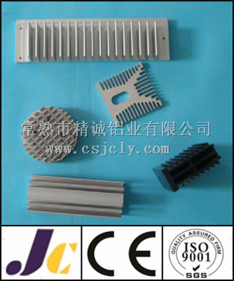 6063T5 High quality Aluminum extrusion factory