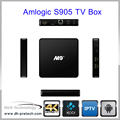 Amlogic S905 quad core 5.1 lollipop tv bo 4k2k android tv box 3D Support all standard SD/HD/4k2k Ultra HD