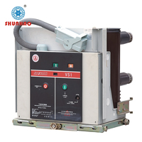 3 phase AC 11kv 630a vacuum current circuit breaker