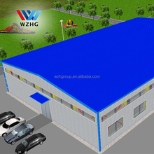 Structural steel, H beam steel structure warehouse construction