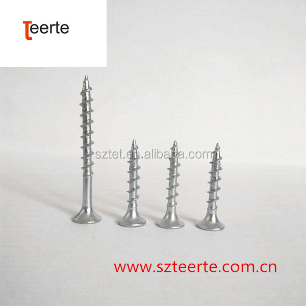 High Quality Stainless Steel Chipboard Screws
