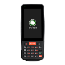 Wholesale Rugged Handheld Portable 4G LTE Bluetooth4.0 PDA Barcode Scanner Android Terminal With Physical Keyboards