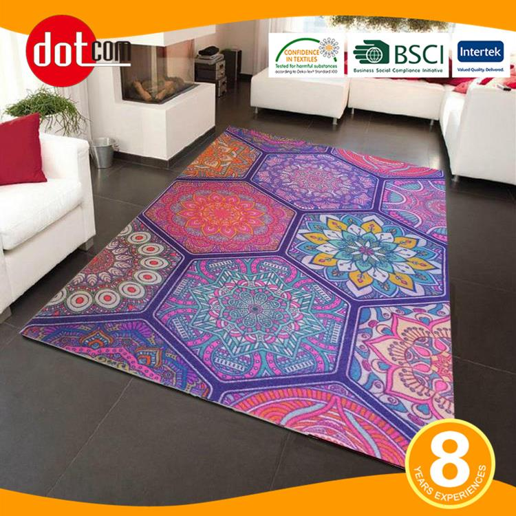 Office Outdoor Area Rug With Custom Designs
