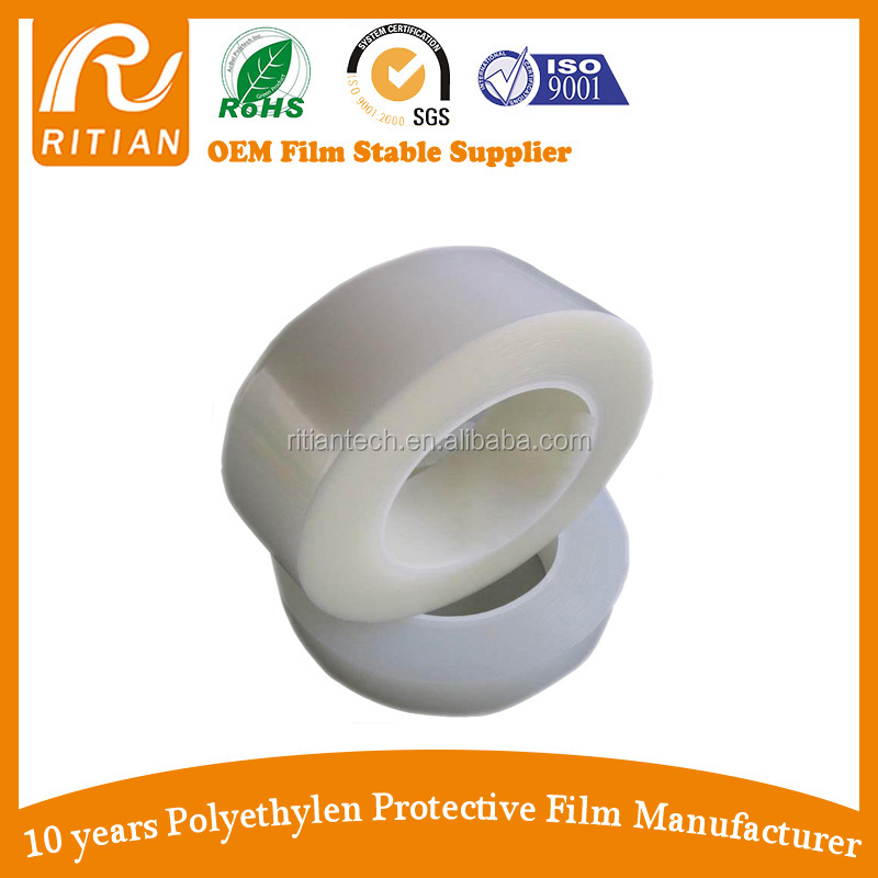 milky white protection film for car body surface protection