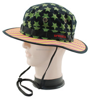 Good quality cotton bucket hat jungle hat