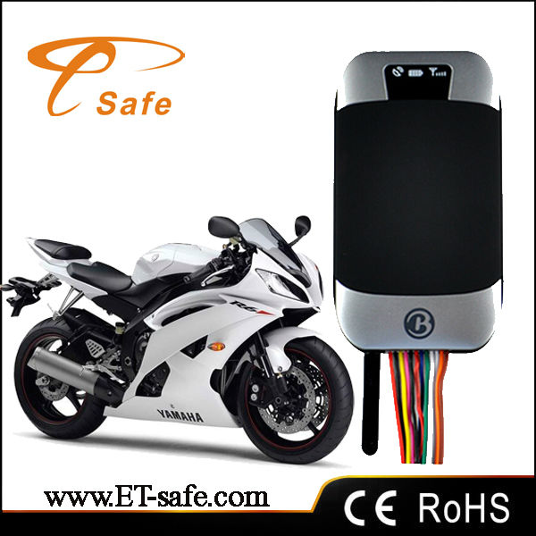 world best selling products Motor Car Vehicle GSM/GPRS/SMS GPS TRACKER Remote 303D +Remote Google-Map