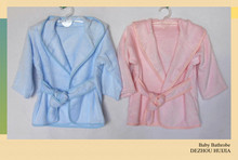 New Arrival Hot Sale Bamboo Baby Bathrobe for Children