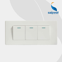 SAIP/SAIPWELL House Use New Design Hot Sale High Standard EU Antique Wall Switches