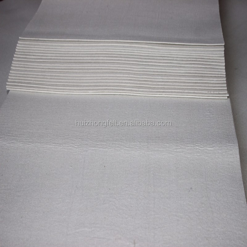 3mm 100% australia wool needled non woven felt fabric