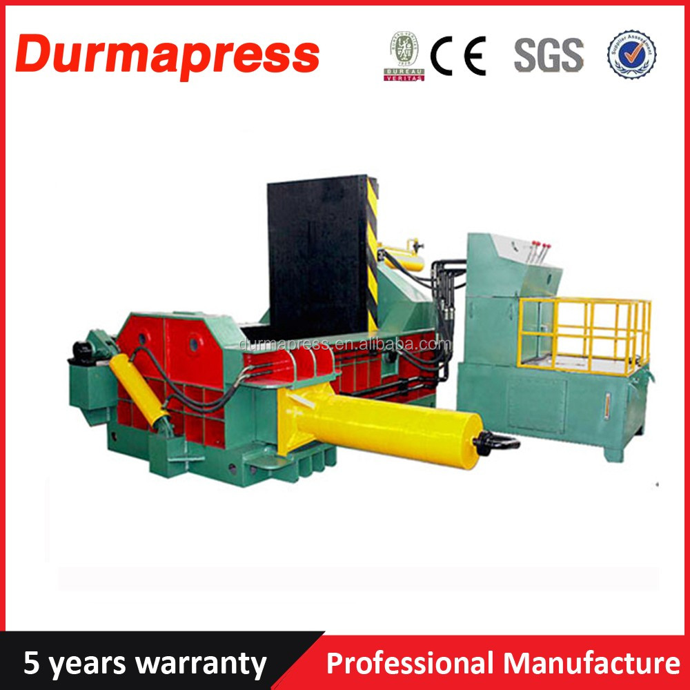 Y81/T-125Z hydraulic scrap metal aluminum can compactor,aluminum compressing machine(High Quality)