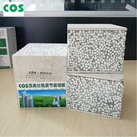 EPS cement insulated panel for interior wall