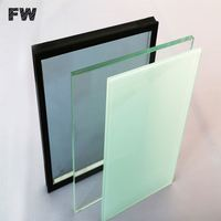 Wholesale Cover Balcony Tempered Insulating Building Hollow Glass