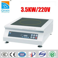 2015 table top electric food warmer 3.5kw cooker/microcomputer tabletop induction cooker/electric cooker