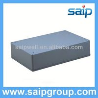 Newest design aluminium case box casting with high quality