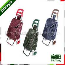 folding wheels for luggage air column cushion bag