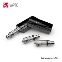 Vaptio mechanical mod or box mod 3 pin structure Ni 200 accurate temperature control Mod electronic cigarette retailers favorite