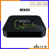 Android MX3 android tv box XBMC RAM 1G ROM 8G Quad core Amlogic S802 hd 1080p 4k MXIII hd vga output android tv box
