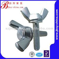 Stainless steel wing raw material of bolt