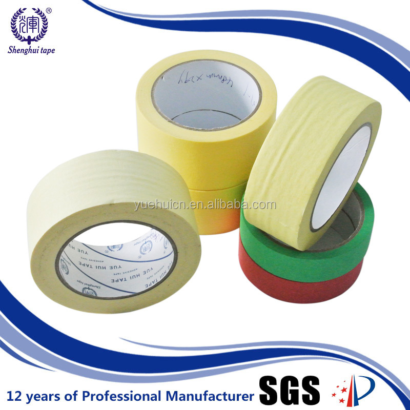 Bv Certificate 36Mm X 40M High Sticky Masking Tape
