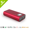 aluminium alloy led torch high quality mobile power bank
