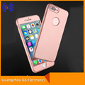 Newest Phone Accessories For iPhone 7 Plus Case, 360 Degree Full Cover Case For iPhone 7 Plus Wholesale