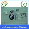 BOPP plastic bags with printing header hang hole for Shamballa bracelets packaging