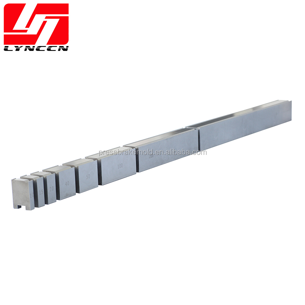 price quality making mould for press brake bottom price hot working forged 1.2767