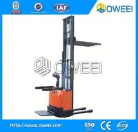 Walk type full electric ep electric stacker