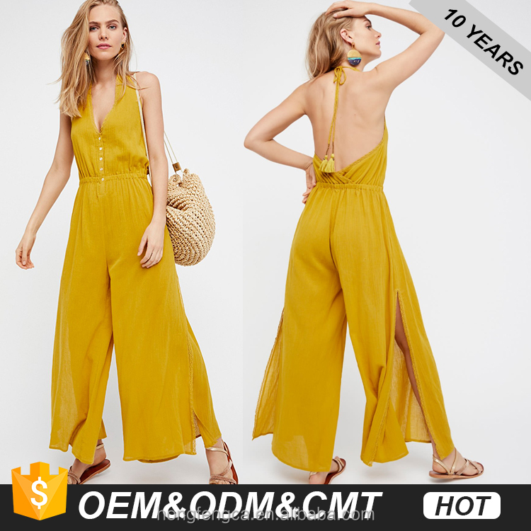 New fashion summer casual latest fashion dresses beach one piece women dress pants 2017 fashion long dresses for beach