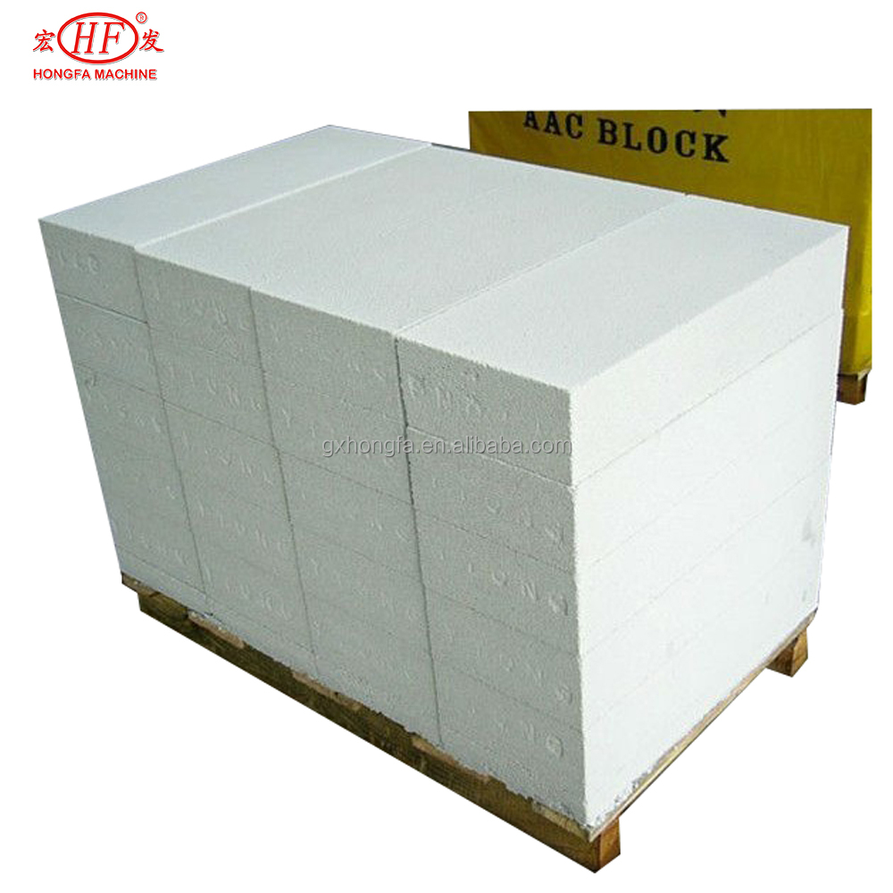 AAC production line,light weigh AAC block