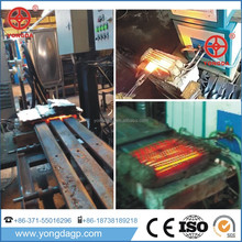 High frequency electromagnetic induction billet heater