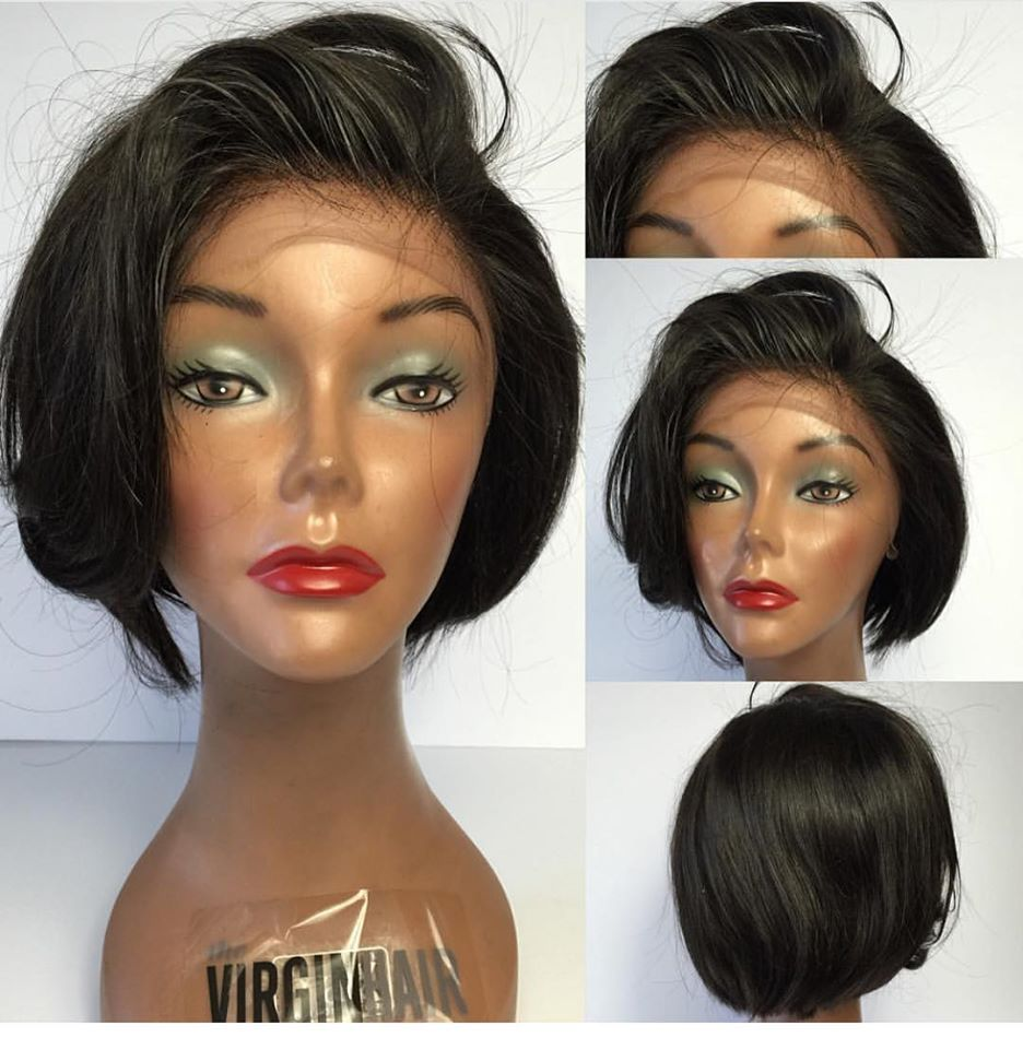 Promote Drop Shipping Hot selling best quality full cuticle Cheap Price low density wig
