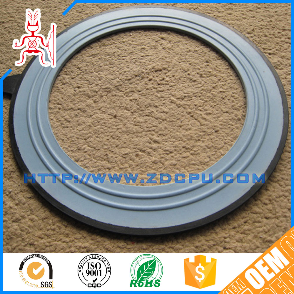 Customized hard useful nylon motorcycle gasket