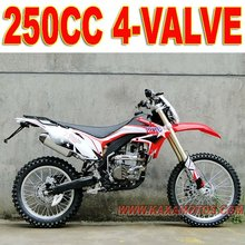 24HP 4 Valve 250cc Enduro Motorcycle