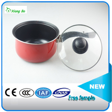 High quality stainless steel non-stick cooking pot set /bateria de cocina