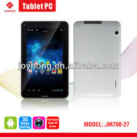 7 inch 3G/Wifi single core tablet pc