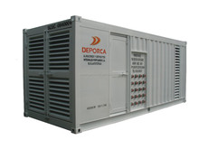 genset power pack for reefer container