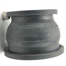 pipe vibration isolator Reduced Rubber Joint(Big and Small)