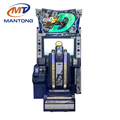 New model initial D8 racing simulator machine from Mantong factory