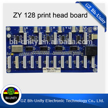 Zhongye printer spare parts Xaar 128 printhead board for selling