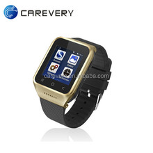 3G best quality wifi smart watch can download apps, android 4.4 watch mobile with 5MP camera