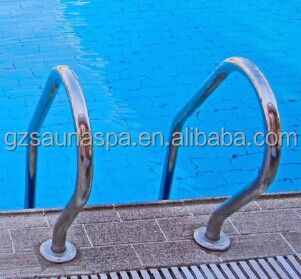 hottest swimming pool ladder