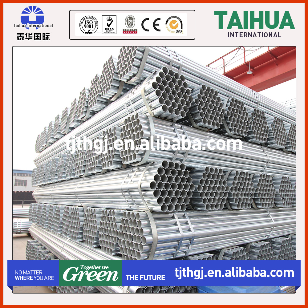High quality and Best prices of galvanized pipe 2 inches steel pipe