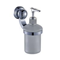 Zinc chrome finish bathroom accessory liquid soap dispenser price