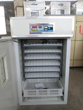 industry 500 eggs incubator 528 eggs chicken incubator 528 chicken eggs with hatcher and spare heating tubes