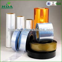 high quality plastic heat shrink film roll manufactured in China