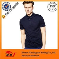 2015 top fashion blank mens cotton polo products made in korea new design polo t shirt