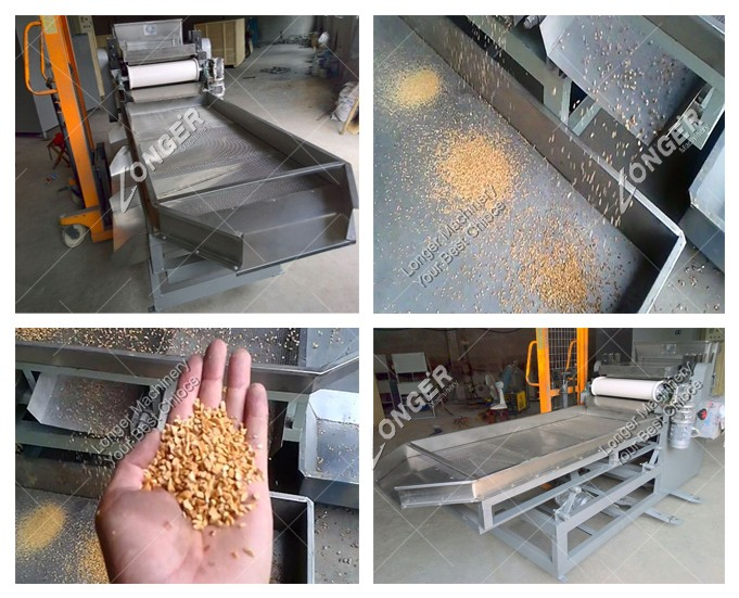 High Efficiency Almond Chopping Machine and Almond Slivering Machine and Peanut Powder Mill Machine