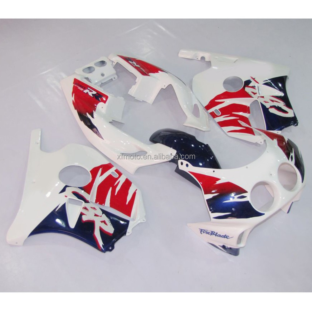 Injection ABS Plastic Bodywork Fairing Kit For Honda CBR250RR CBR 250RR MC22 1A
