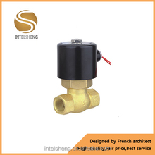 brass 1/2,1,2 inch steam/hot water/oil solenoid valve for pilot operated piston